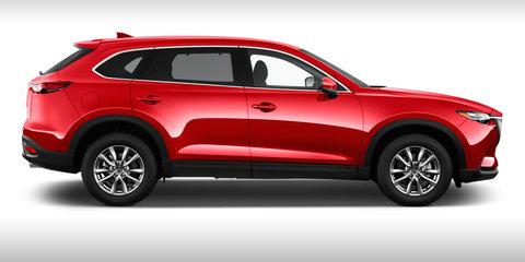 2018 Mazda CX-8 styling revealed