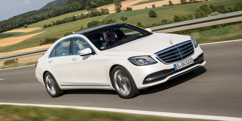2018 Mercedes-Benz S-Class six-cylinder and V12 models detailed