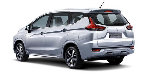 2018 Mitsubishi Expander crossover MPV revealed