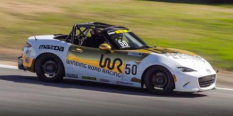 Mastering Laguna Seca in a Mazda MX-5 Cup car