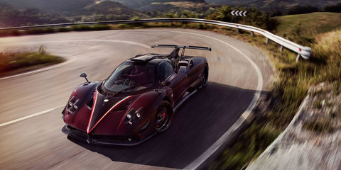 Pagani Zonda Fantasma Evo revealed