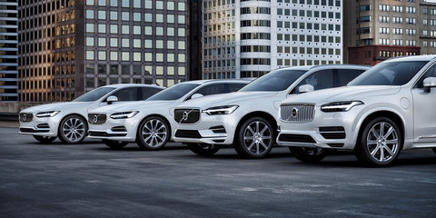 All new Volvo cars from 2019 will feature an electric motor
