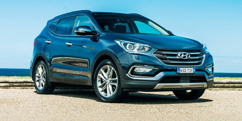 2017 Hyundai Santa Fe recalled for steering fix