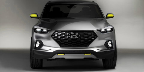 Hyundai pick-up truck confirmed for the US