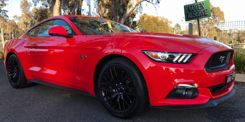 2017 Ford Mustang Fastback GT review
