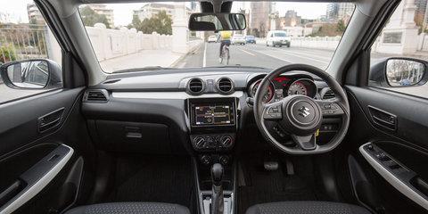 Suzuki Swift GL Navigator manual announced