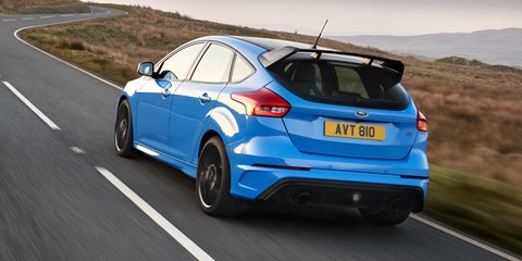 Ford Focus RS Limited Edition confirmed - more hardcore hatch here in November
