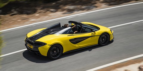 McLaren Sports Series winning customers away from Porsche, Ferrari, Lamborghini