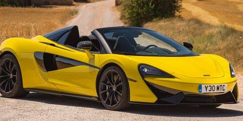 McLaren Sports Series winning customers away from Porsche, Ferrari, Lamborghini