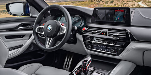2018 BMW M5 revealed: Frosty 'First Edition' to open launch range