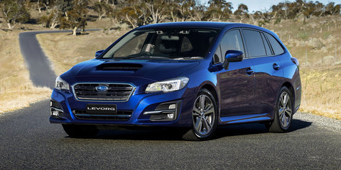 2018 Subaru Levorg pricing and specs: 1.6 model cuts entry cost, STI Sport debuts