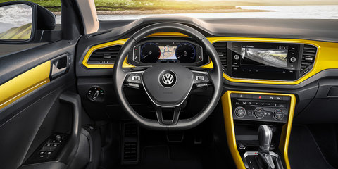 2018 Volkswagen T-Roc production tripled, yet Australian timing still unclear