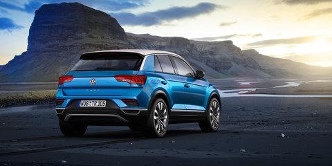 2018 Volkswagen T-Roc revealed