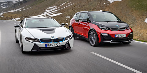 2018 BMW i3s brings more power, bigger boots to EV range