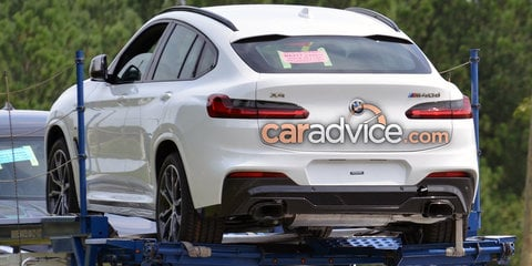 2018 BMW X4 revealed without camouflage - UPDATE