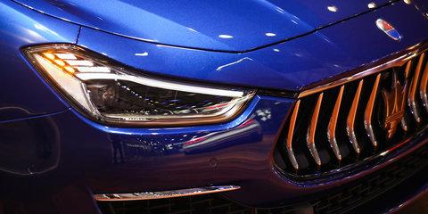 2018 Maserati Ghibli GranLusso, GranSport: Refreshed sedan due next year - UPDATE