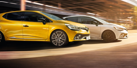 2018 Renault Clio RS pricing and specs: New looks, more kit