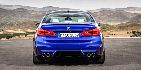 Evolution of the BMW M5