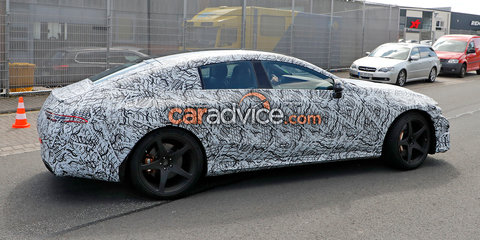 2018 Mercedes-AMG GT4 drops camouflage
