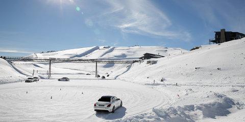 Mercedes-AMG Festival of Snow