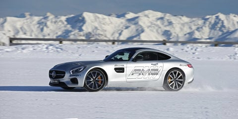 Mercedes-AMG Festival of Snow