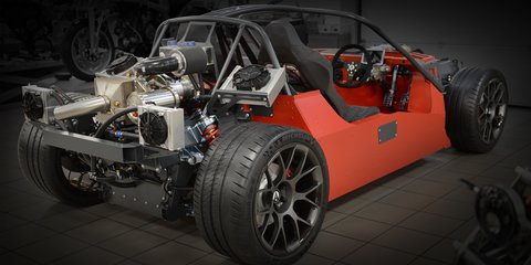 Ariel Hipercar: The quickest accelerating supercar ever