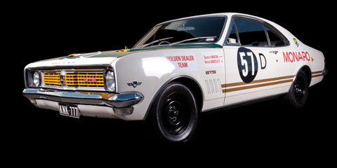 Holden HT Monaro GTS 350 racer falls short at auction... but check out this mini doco - video