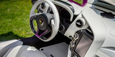 2018 McLaren 720S: 'Fux Fuchsia' one-off revealed for Pebble Beach
