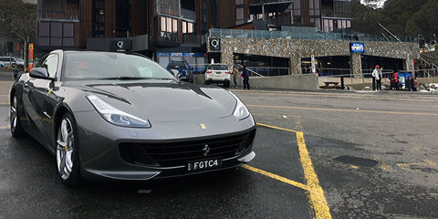 2017 Ferrari GTC4 Lusso review: Family ski trip