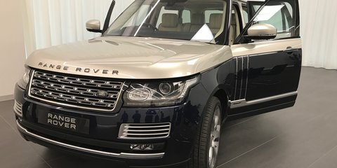 A seven-seat Range Rover? Don't count on it: Land Rover design boss