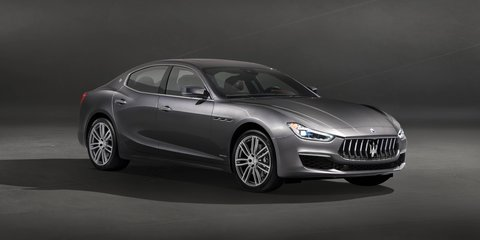2018 Maserati Ghibli GranLusso, GranSport: Refreshed sedan due next year - UPDATE