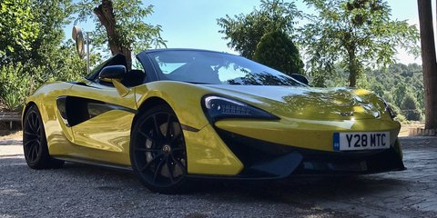 """McLaren """"the only authentic sports car setup"""" on the market, engineering boss says"""