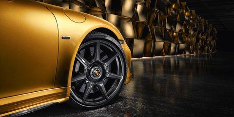 2018 Porsche 911 Turbo S gets next-gen carbon-fibre wheels for $22,000
