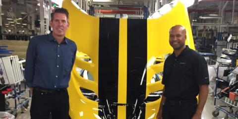 Dodge's last Viper rolls off the production line