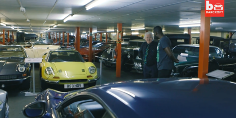 Britain's biggest car collection boasts a lazy 24 Lagondas