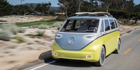 Volkswagen Microbus confirmed - electric Kombi successor coming in 2022