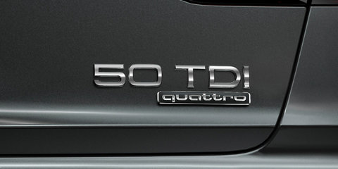 Audi drops engine displacement badges in favour of power ratings