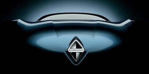 Borgward sports car teased ahead of Frankfurt debut