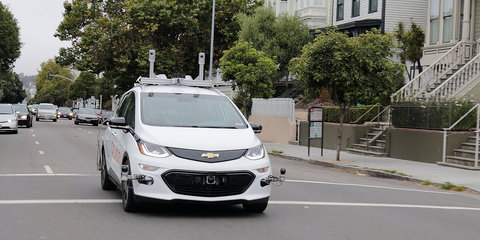 GM launches autonomous ride-hailing service for employees