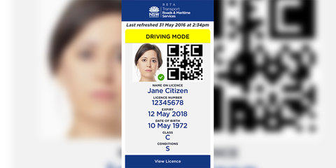 Dubbo to trial digital driver licence tech, due for public release in 2019