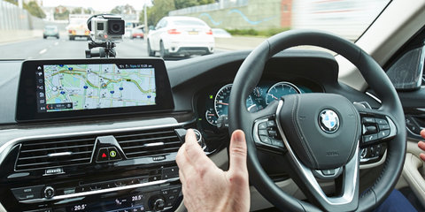 Australians distrustful of autonomous cars - study