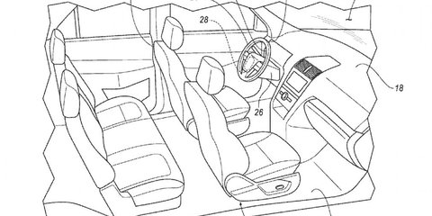 Ford patents removable steering wheel for driverless vehicles