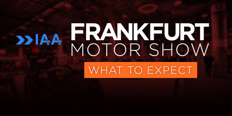 2017 Frankfurt motor show: What to expect