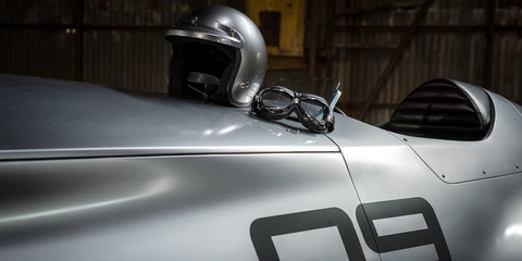 Infiniti teases retro single-seat concept ahead of Pebble Beach