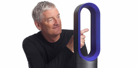 Dyson potentially developing an electric self-driving car - reports