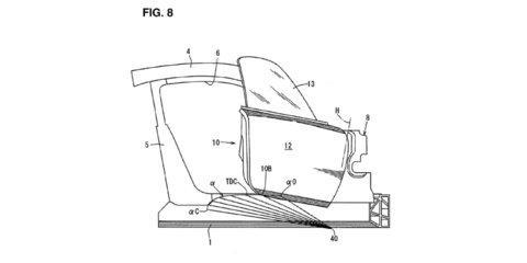 Mazda's new swan-wing door patent isn't exactly helping its 'no new sports car' claims