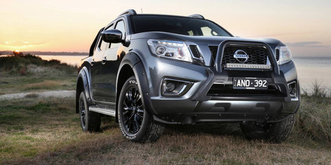 Nissan Navara N-Sport Black Edition arrives from $54,490