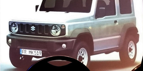 2018 Suzuki Jimny looks headed for Australia
