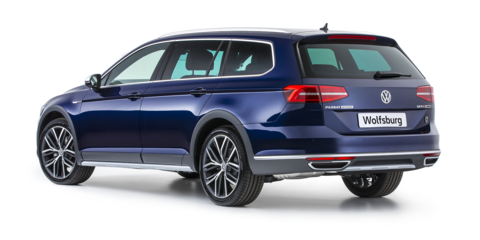 2018 Volkswagen Passat Alltrack Wolfsburg returns with next year's tech