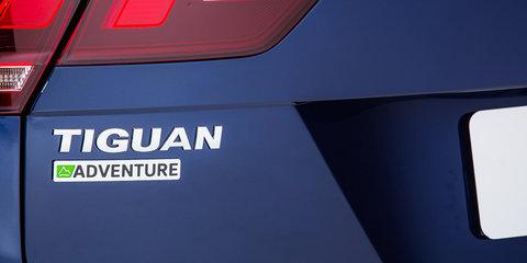 Volkswagen Tiguan Adventure on sale from $43,990